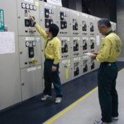 蓄電池評価センターの設備管理(大阪市住之江区)