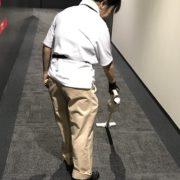 オフィスビル清掃(大阪府吹田市江坂町)