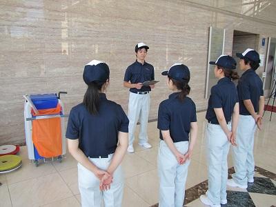 病院清掃業務(和歌山市)